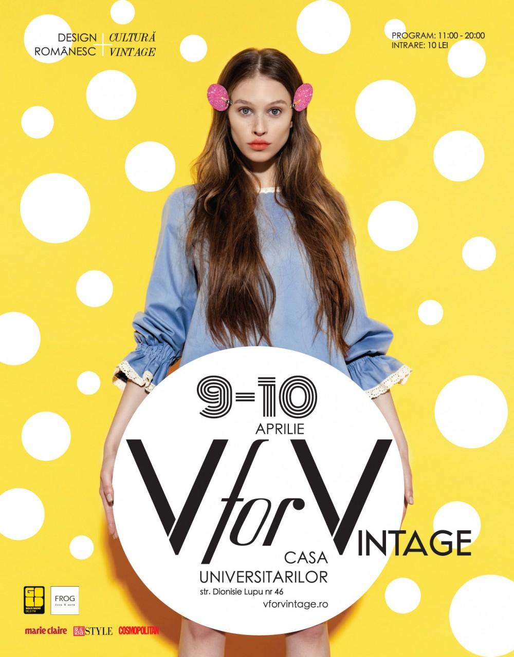 V for Vintage 16