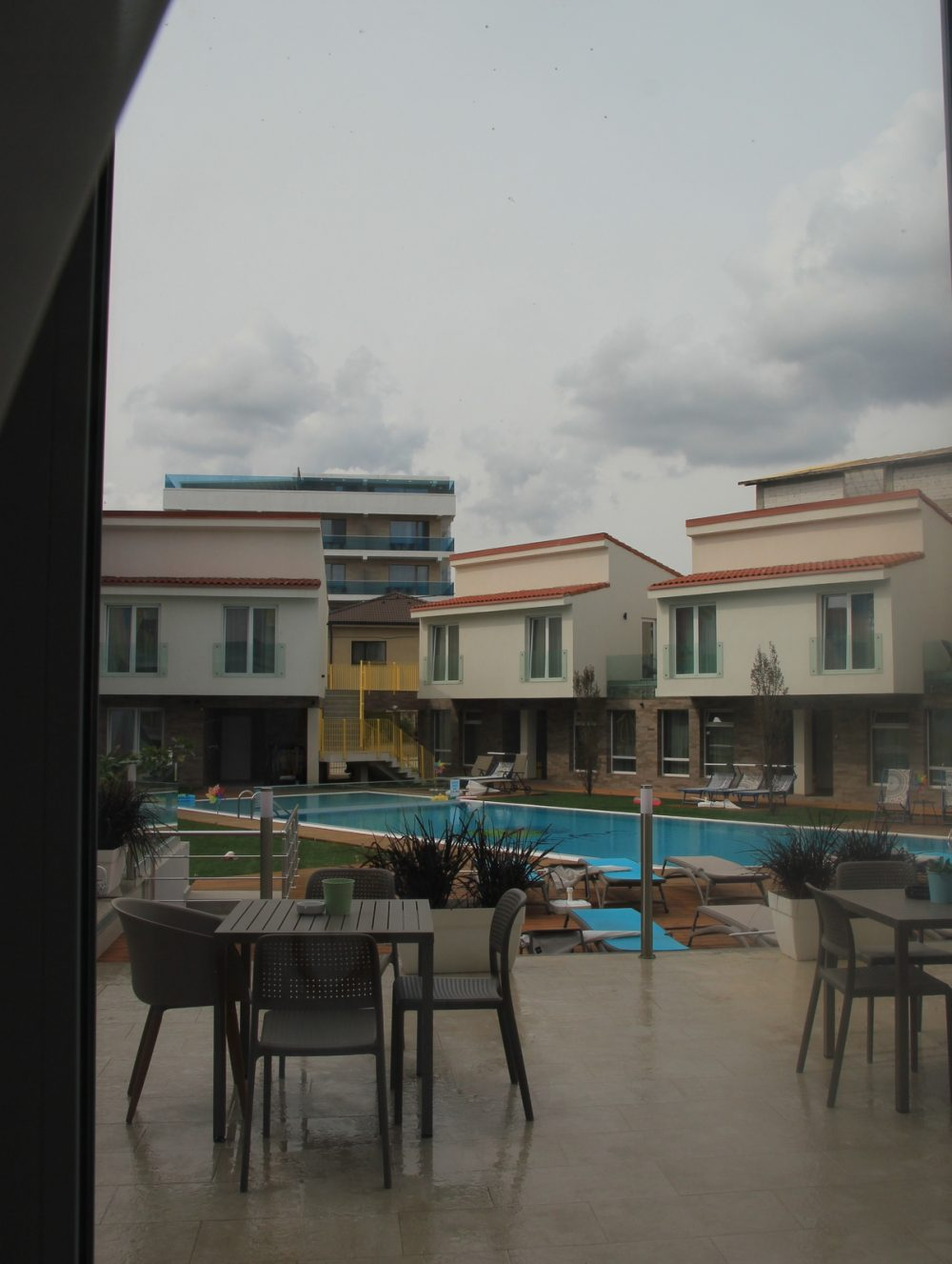Room view at Nayino Resort and Spa